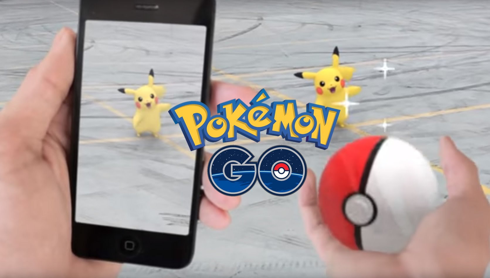 Augmented Reality Technology Review by the case Pokémon Go